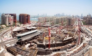 Nakheel Mall rises at the heart of Palm Jumeirah