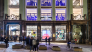 Nike's New Flagship Store in Moscow Revealed