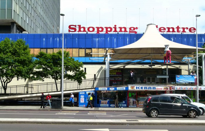 Elephant Castle Shopping Centre photo
