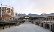 Coal Drops Yard Project Opens in London