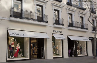 MANGO opens its new flagship store in Madrid