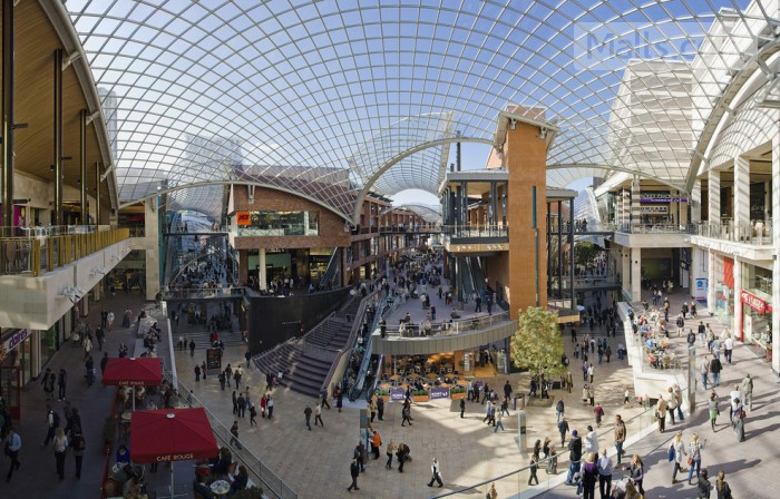 Cabot Circus Mall In Bristol United Kingdom Mallscom