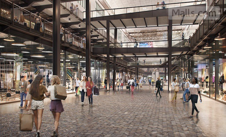Battersea Power Station To Become London's Retail Hub