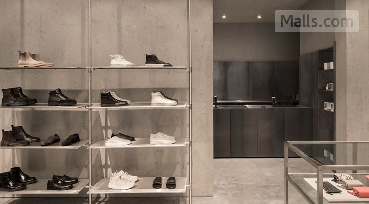 Allsaint Opens a Store with a New Architectural Concept