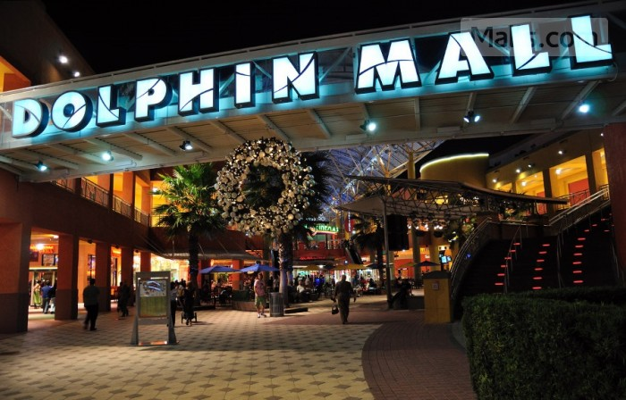 Dolphin mall photo