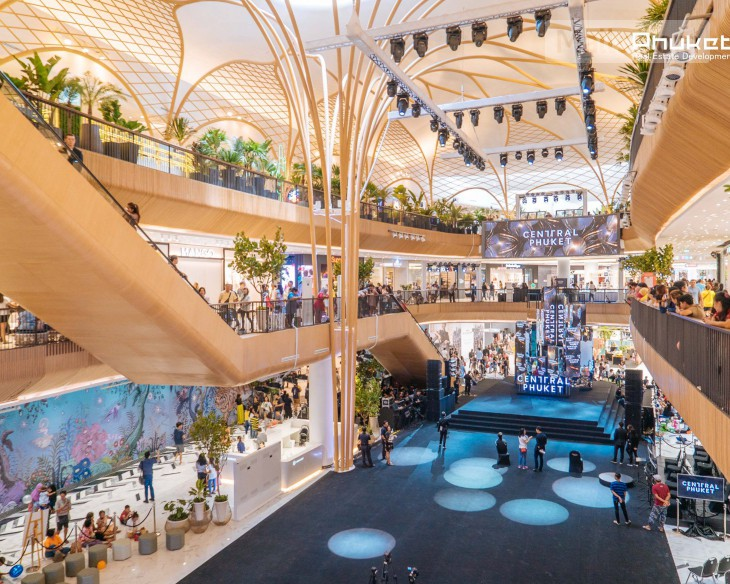 Central Phuket Mall Opens In Thailand