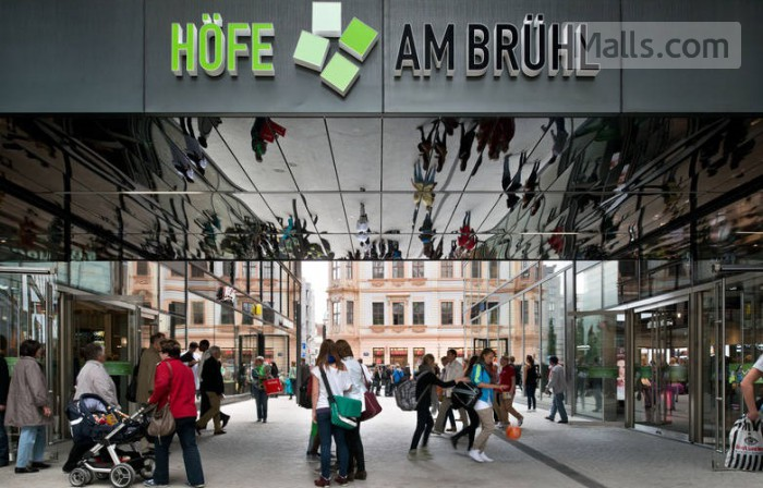 Höfe am Brühl photo №4