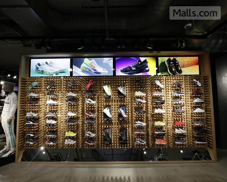 Puma Opened its Flagship Store in NYC