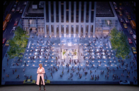 Apple Reimagines Its Stores Into Town Squares