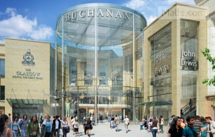 Buchanan Galleries Shopping Centre photo