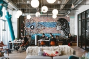 WeWork Offers Tenants to Cut Their Tent in Half