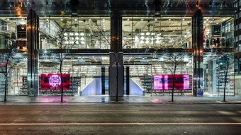 Adidas Unveils Global Flagship Store in New York City