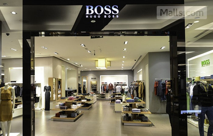 hugo boss dadeland mall