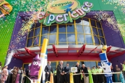 Crayola Experience opens at Florida mall