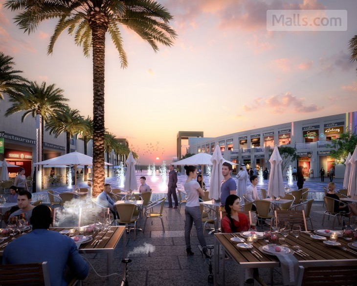 The Pointe To Open In Dubai