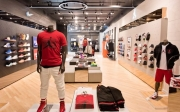 Foot Locker Opened Its New West Coast Flagship
