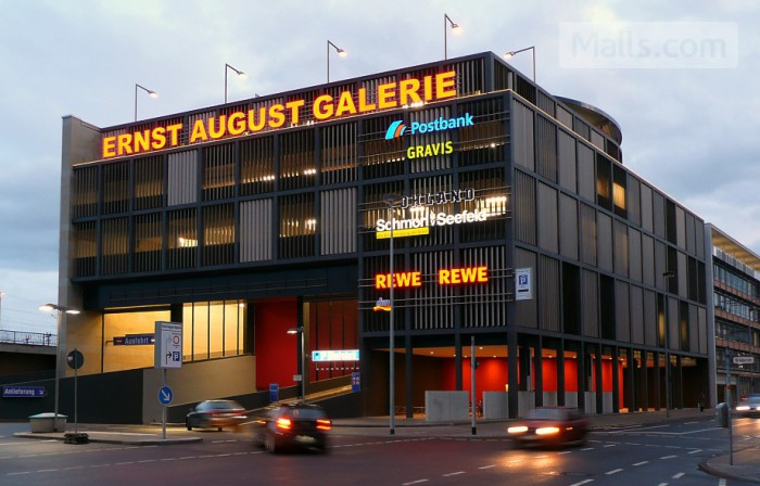 Ernst-August-Galerie photo №1