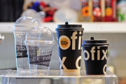 Chain of budget coffee shops Cofix is opening first stores in Europe and America