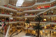 Malls in Turkey becoming more appealing to foreigners