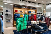 Kohl's department store chain has attracted the Tommy Hilfiger brand