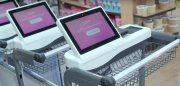 The Startup Developed the Smartest Grocery Cart