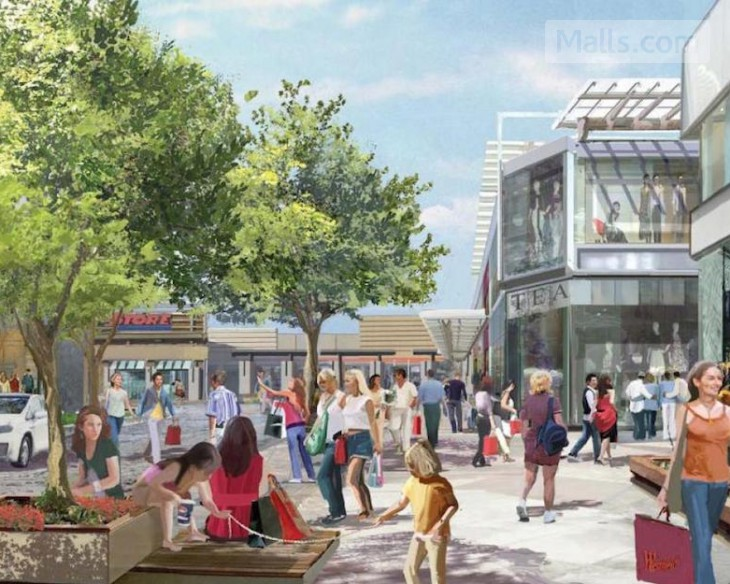 The Village at Westfield Topanga to open september 2015
