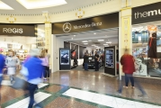 Pop-up to intu Trafford Centre to experience Mercedes-Benz