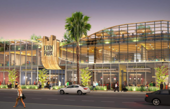 Another Massive Food Hall On Tap For LA