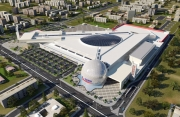 Opening of €30M Targu Jiu mall by NEPI