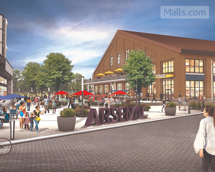 Former Arsenal Mall Is Set To Be Remade In A Big Way