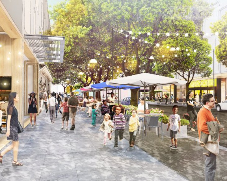 Retail, Grocery Included In Facebook's Plans To Transform Campus