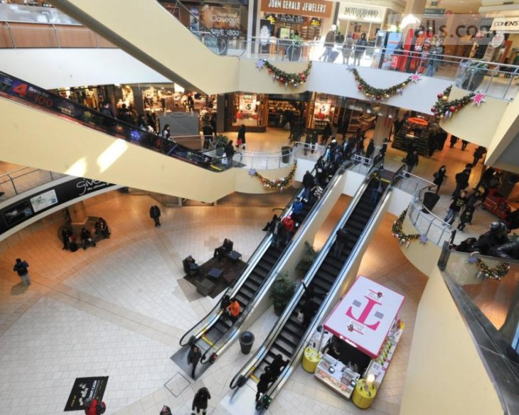 Apple To Open New Retail Store At Queens Center Mall In New York - First shopping center in usa