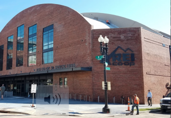 REI Opens its DC Flagship Store