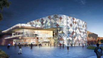 Ultra-modern Aleja Shopping Mall Opens in Slovenia