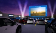 Walmart will turn parking lots into a movie theaters