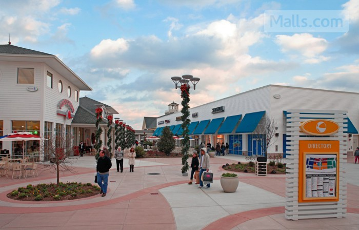 Outlet New Jersey >> Jersey Shore Premium Outlets Mall In Tinton Falls New