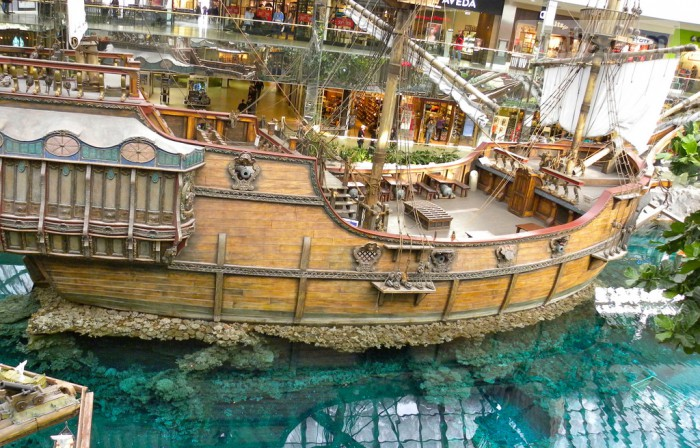West Edmonton Mall photo №3