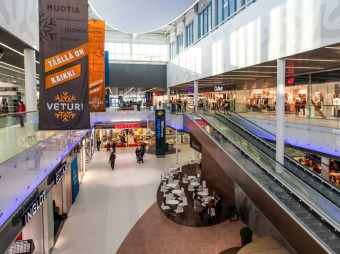 New Year Shopping in Finland: Top 10 Shopping Centers and Outlets