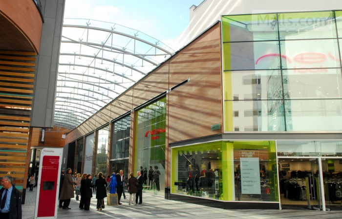 Princesshay Shopping Centre photo