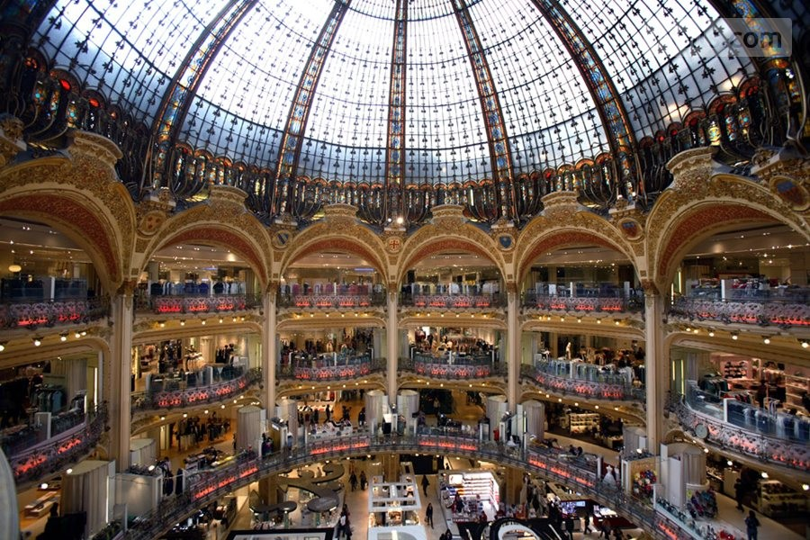 Assez Galeries Lafayette - mall in Paris region, France - Malls.Com NF22