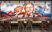 KFC Opened a Three-story Flagship Restaurant in Hong Kong