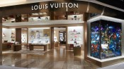 Louis Vuitton Strives to Maintain Leadership through Pop-up Stores
