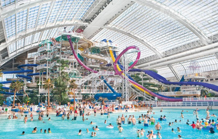 West Edmonton Mall photo №1