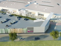 Regional Shopping Center / Massy