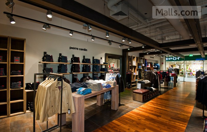 preview of purchase cheap latest Pierre Cardin - men's wear stores in Russia - Malls.Com